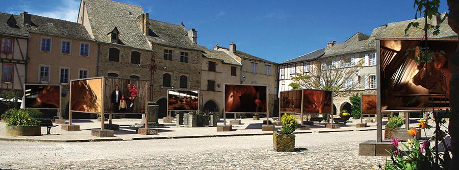 Simulation exposition Sauveterre-de-Rouergue